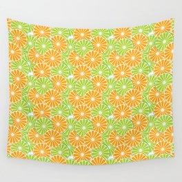 More Lemons Wall Tapestry