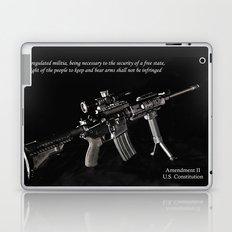2nd Amendment Laptop & iPad Skin