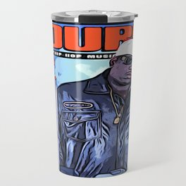The source cover number 70 The Notorious B.I.G. Travel Mug