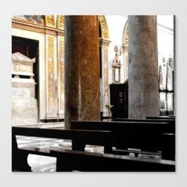 santa maria di trastevere #4 Canvas Print
