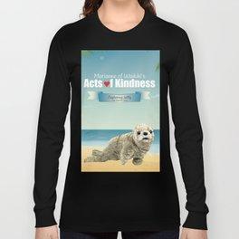 Jeffy The Harbor Seal Long Sleeve T-shirt