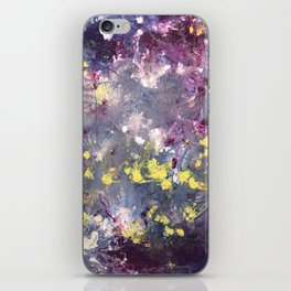 Scattered Life iPhone Skin