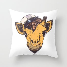 SATURDAY NIGHT IS ALRIGHT (FOR FIGHTING)! Throw Pillow