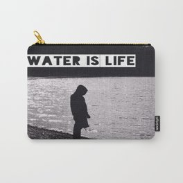 #WATERISLIFE fig. 1 Carry-All Pouch