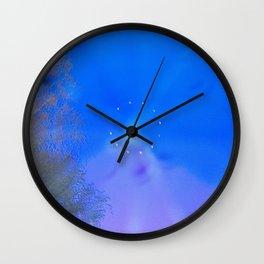 Moon Dancing Wall Clock