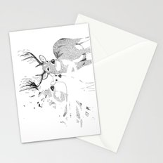 Deers Stationery Cards