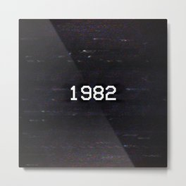 1982 Metal Print