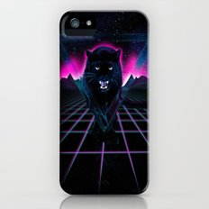 Jaguar Poster iPhone (5, 5s) Slim Case