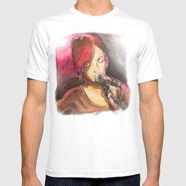 Pink Singer T-shirt