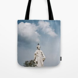 Tuileries Garden V Tote Bag