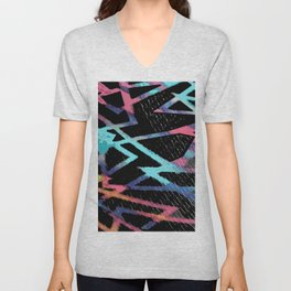 Cool Lightning Unisex V-Neck