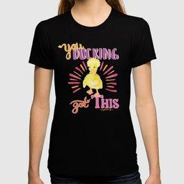 Duck Pun T-shirt