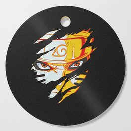 Naruto Face Cutting Board