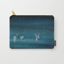 Jumping into the space Carry-All Pouch