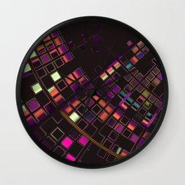 Abstract 346 Wall Clock