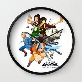 avatar team  Wall Clock