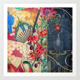 Koi no Yokan, Inevitable Love Art Print