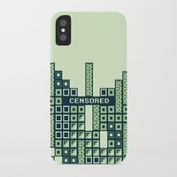 tetris iPhone & iPod Cases featuring tantric tetris. by dann matthews