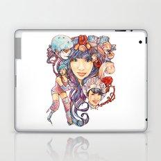 Pintsizevillan portrait Laptop & iPad Skin