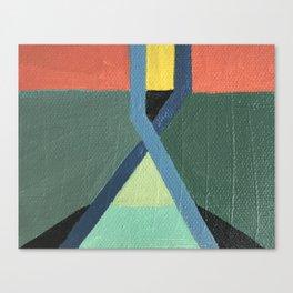 tongs Canvas Print