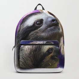 Three Sloths Moon - Parody of Wolves Howling Backpack