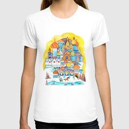 Russian Village T-shirt