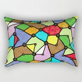 Yzor pattern 130001 Connexions  Rectangular Pillow