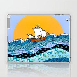 Sailing the High Seas Laptop & iPad Skin