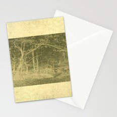 There is unrest in the forest Stationery Cards