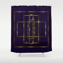 K3 Shower Curtain