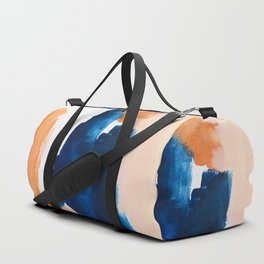 thursday afternoon: abstract painting Duffle Bag