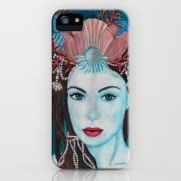 Mermaids - Jewel iPhone Case