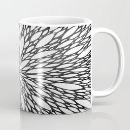 Chrysanthemum Burst Coffee Mug