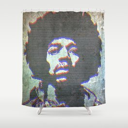 JIMI0304 Shower Curtain