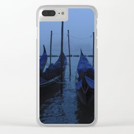 Venice, Grand Canal 2 Clear iPhone Case