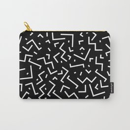 Memphis pattern 31 Carry-All Pouch
