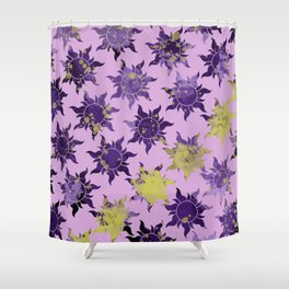 and at last I see the light Shower Curtain
