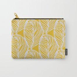 Petaluma, yellow Carry-All Pouch