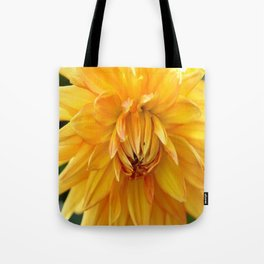 Dahlia Sun Tote Bag