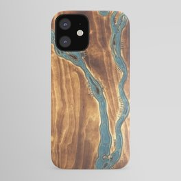 Epoxy River Tables - Bangladesh #1 iPhone Case