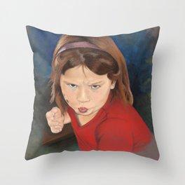 Take That Back Throw Pillow
