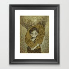 To Innocence Framed Art Print