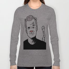 Bill Cat Long Sleeve T-shirt