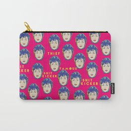 Dawn Davenport FEMALE TROUBLE Divine JOHN WATERS Carry-All Pouch