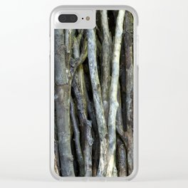 woodPhone Clear iPhone Case