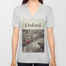Oxford gargoyle Unisex V-Neck