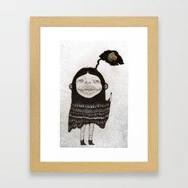 Dino Dreams Framed Art Print