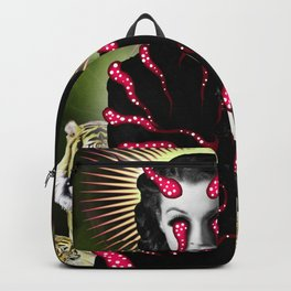 Empress Of Wild Cats Backpack