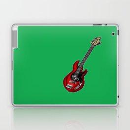 March Hare Bass Laptop & iPad Skin