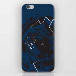 Tardis  - Doctor Who  iPhone Skin